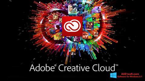 स्क्रीनशॉट Adobe Creative Cloud Windows 8.1