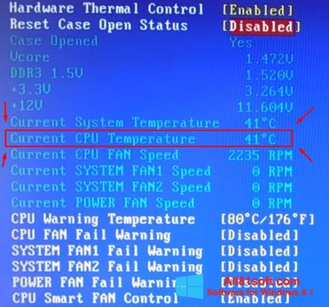 स्क्रीनशॉट Boostek-9x Windows 8.1