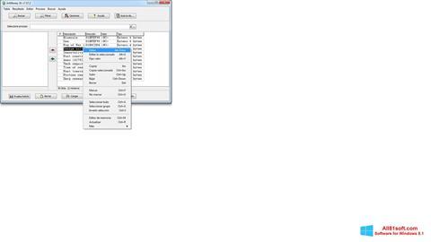 स्क्रीनशॉट ArtMoney Pro Windows 8.1