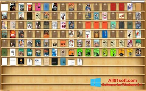 स्क्रीनशॉट Bookshelf Windows 8.1