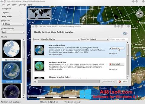 स्क्रीनशॉट Marble Windows 8.1