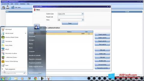 स्क्रीनशॉट MyHotspot Windows 8.1