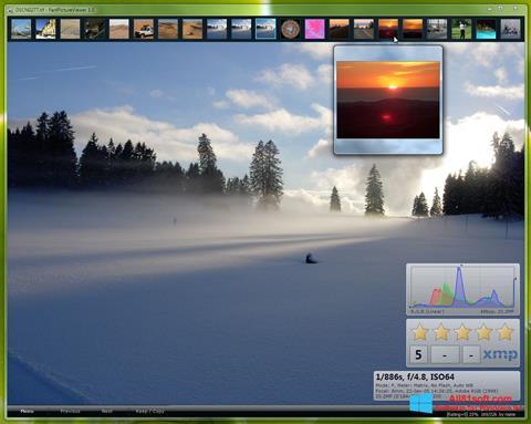 स्क्रीनशॉट FastPictureViewer Windows 8.1
